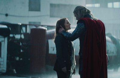 Thor 2 Trailer Screen Captures