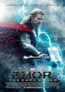 Thor 2 Poster Arrives