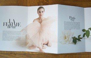 Miss Dior Press Kit