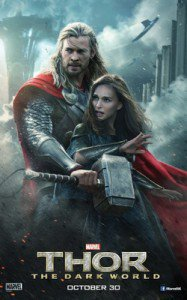 New Thor Poster
