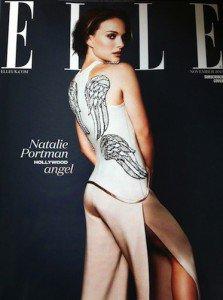 Elle UK Cover