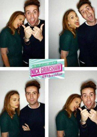Nick Grimshaw Show on Radio One