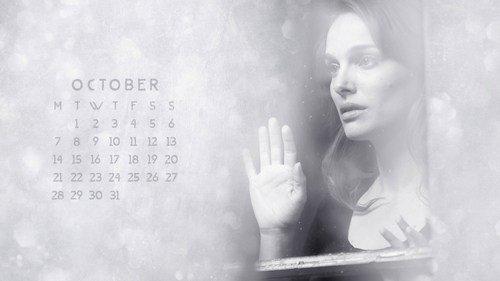 Calendar Wallpaper – October