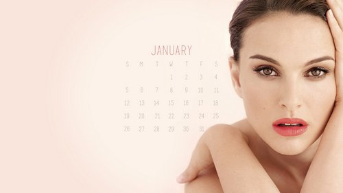 Calendar January