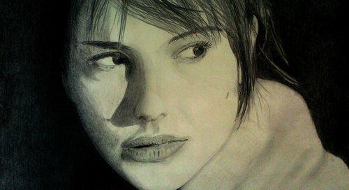 Natalie Portman fan art (Boris Moreno)th