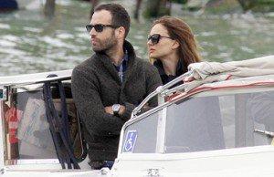 Natalie and Benjamin Vacation in Venice