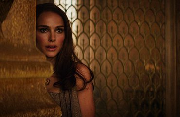 Natalie portman thor the dark world