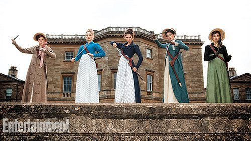 Pride and Prejudice and Zombies First Look