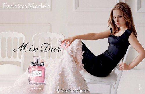 Natalie Portman Dior Advert