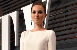 Natalie wows at Academy Awards party