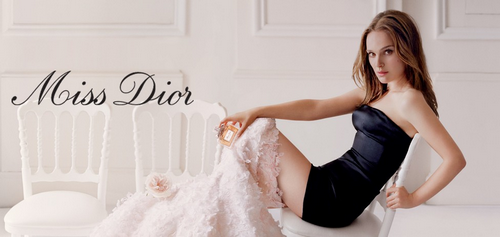 Natalie Portman is Miss Dior 2015