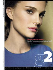 Natalie Portman in The Guardian