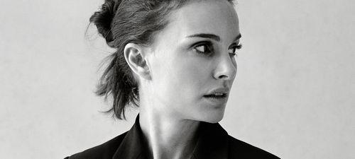 Natalie Portman in M Magazine