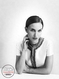 Natalie Portman portrait for People