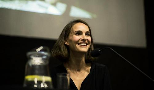 Natalie Portman at Film Spring Open