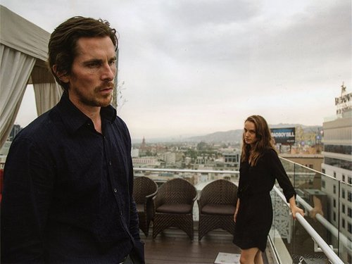 New 'Knight of Cups' still