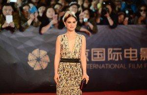 Natalie in Beijing Film Festival