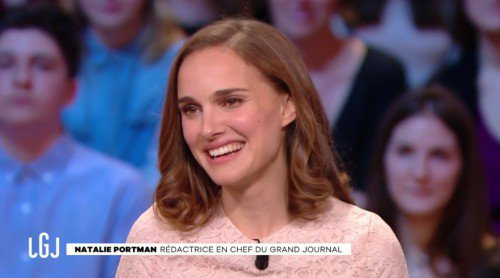 """Le Grand Journal"" Appearance"