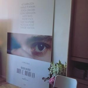 Teaser poster for next Dolan film