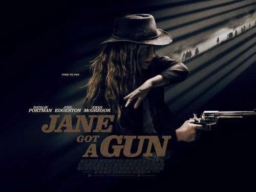 Jane Got a Gun special posters