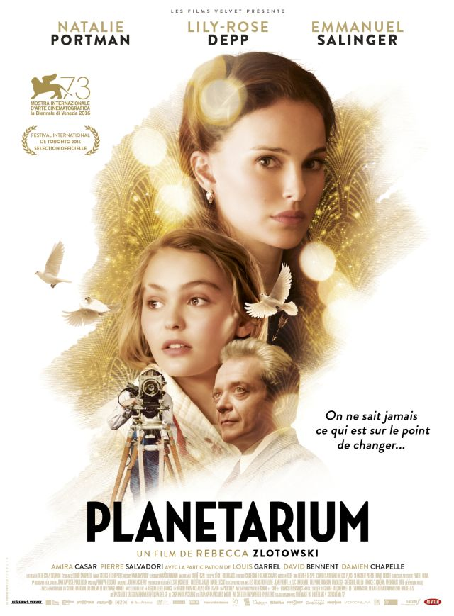 Planetarium Poster