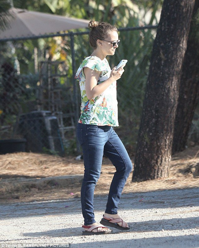Out and about in Beverly Hills