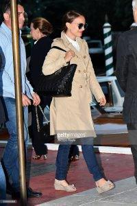 Natalie in Venice