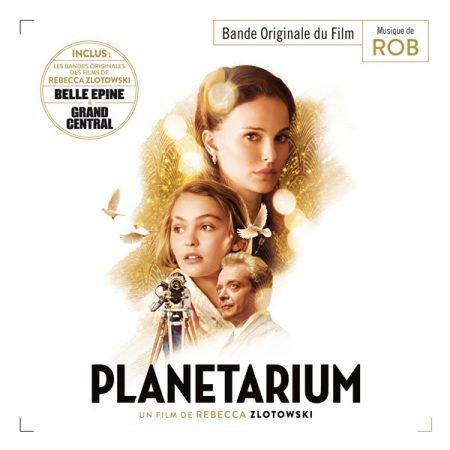 Planetarium & Jackie soundtracks are coming