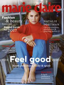Marie Claire UK Magazine