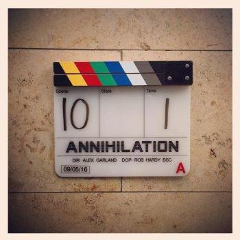 Annihilation Tidbits