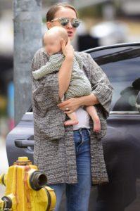 Natalie & Baby Amalia