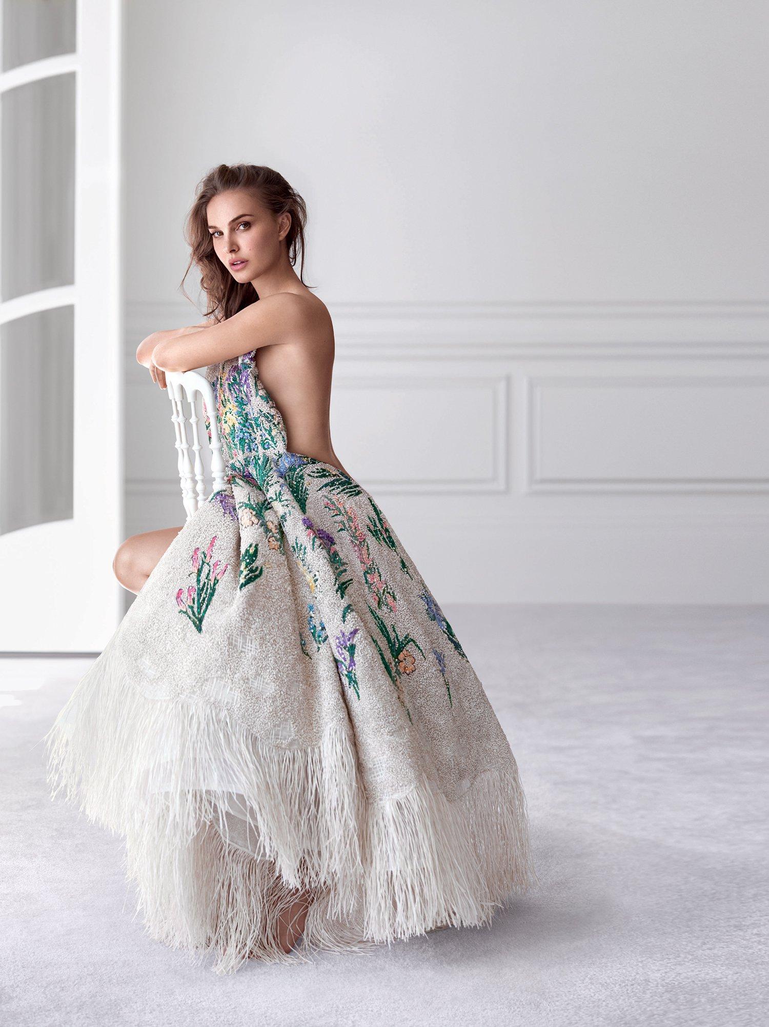 Dior Natalie Portman Com