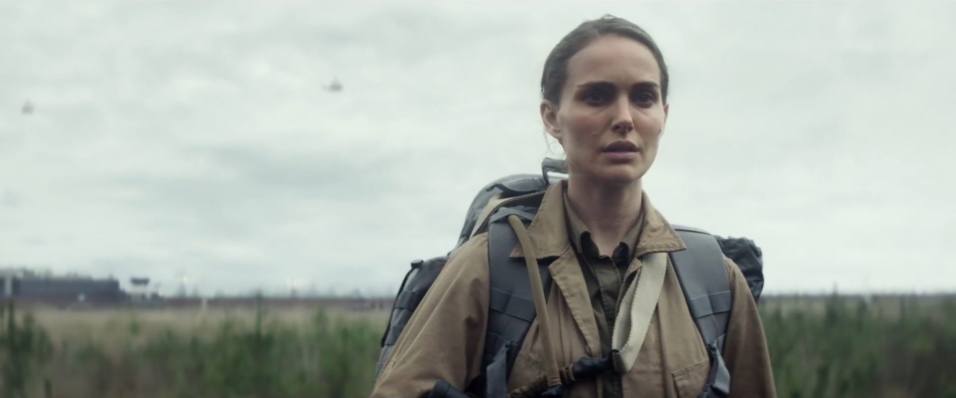 Annihilation Trailer Screen Captures