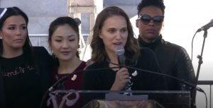 Women's March in LA