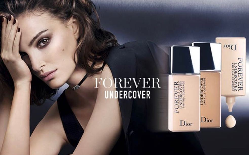 New Diorskin Forever Campaign