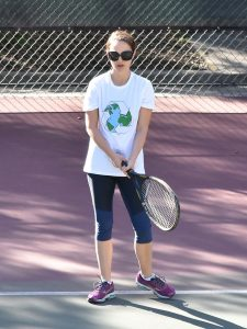 Weekly Tennis Game