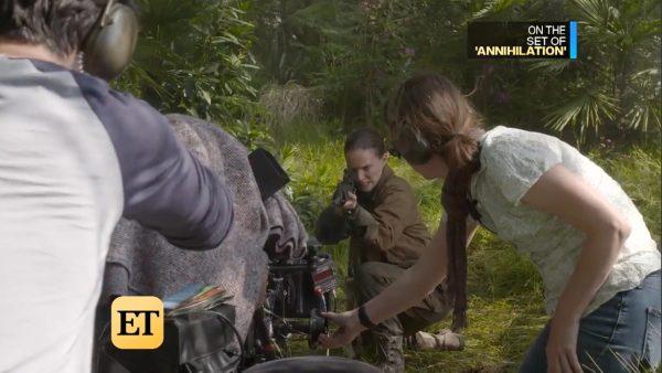 Annihilation: Behind the Scenes Video