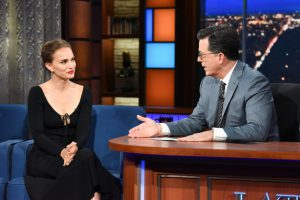 Colbert´s Late Show Appearance