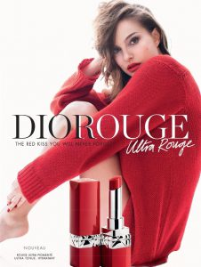 New Dior Rouge Campaign