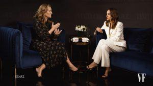 Vanity Fair Video Interview