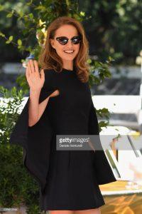 Natalie Arrives at the Lido