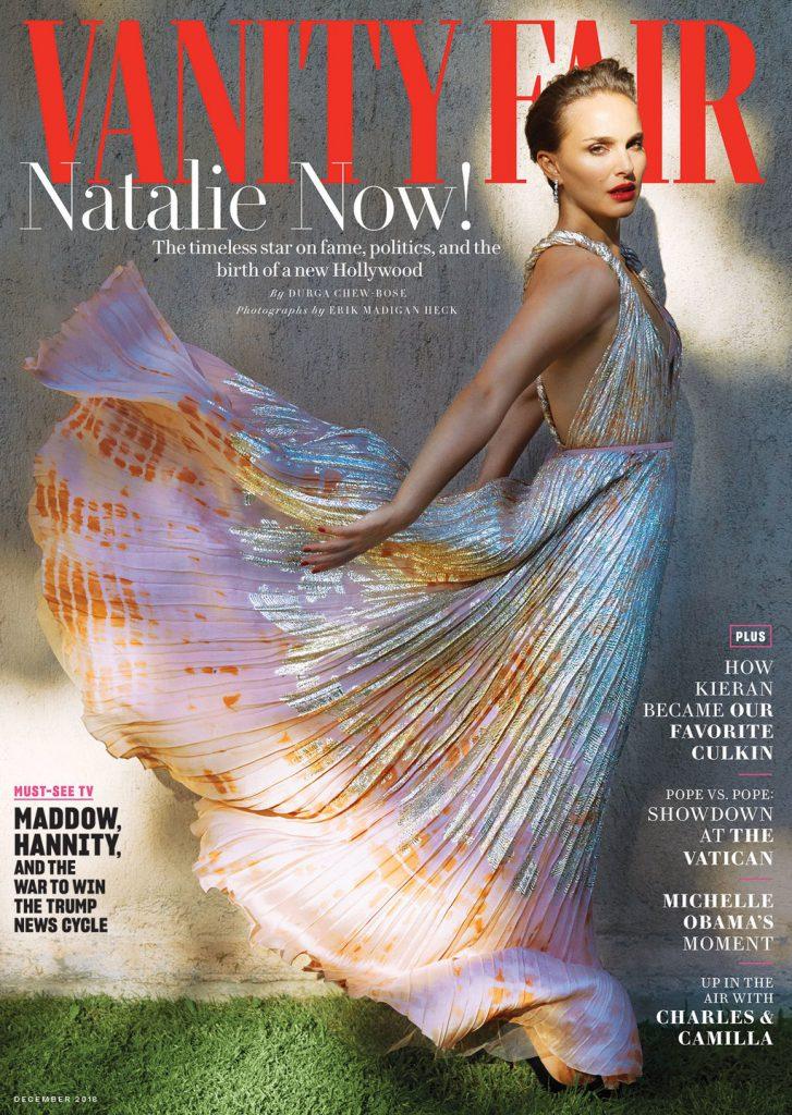 Natalie Portman Vanity Fair