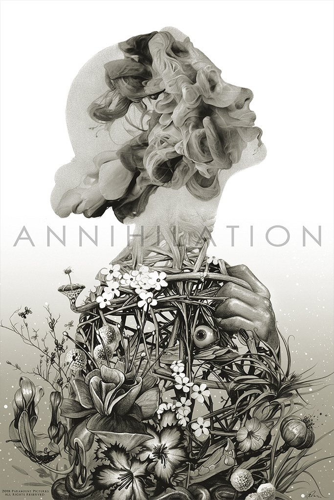 More Annihilation Mondo Posters