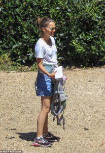 Natalie in Australia