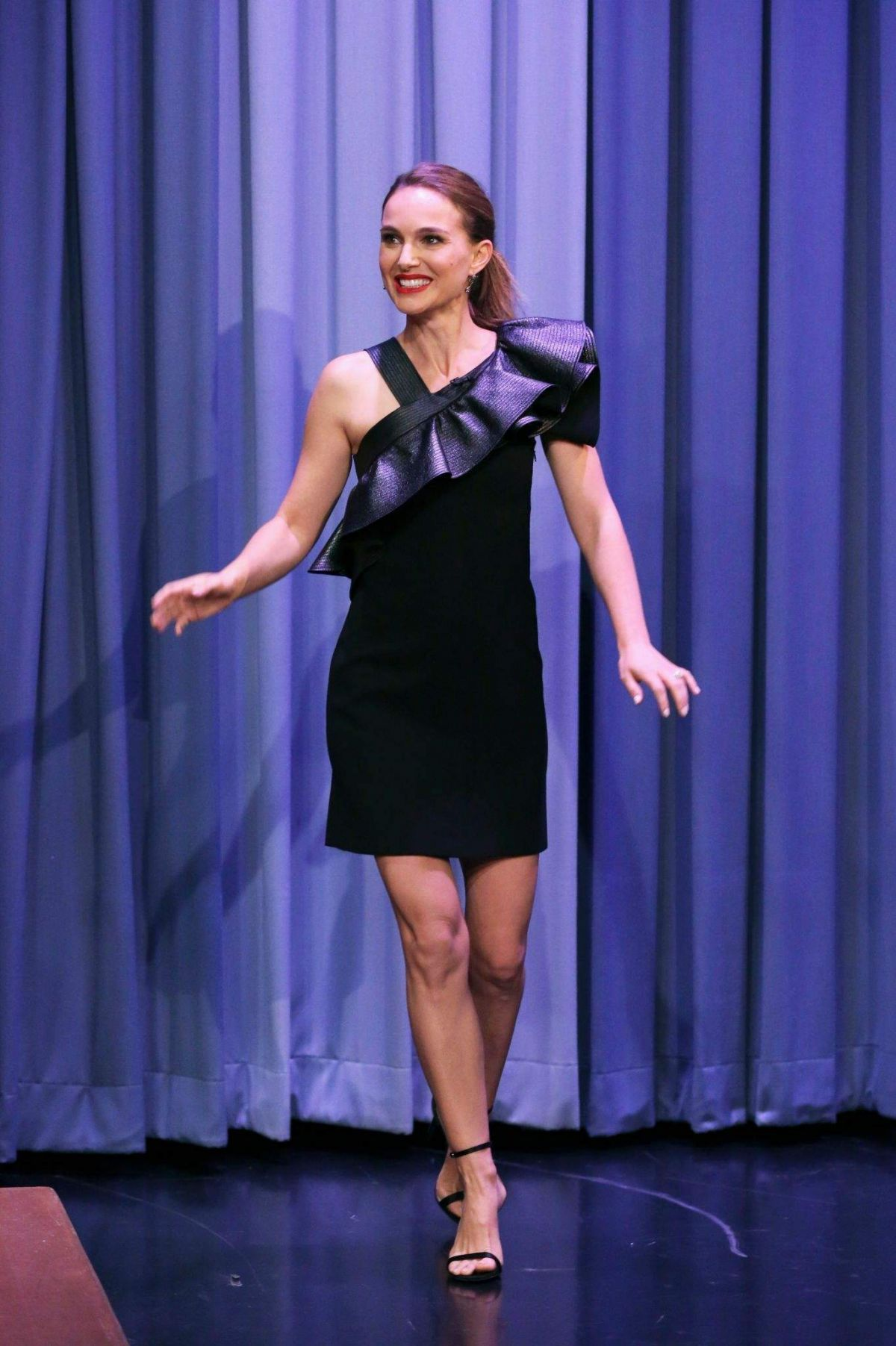 The Tonight Show With Jimmy Fallon  U2013 Natalieportman Com