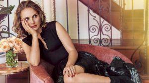 Natalie Portman in Harper's Bazaar UK