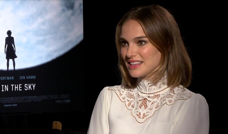 Natalie Portman in Entertainment Weekly