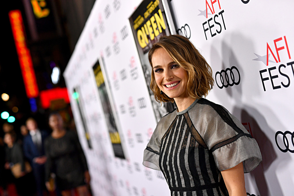 Natalie Portman Attends the 'Queen & Slim' Premiere