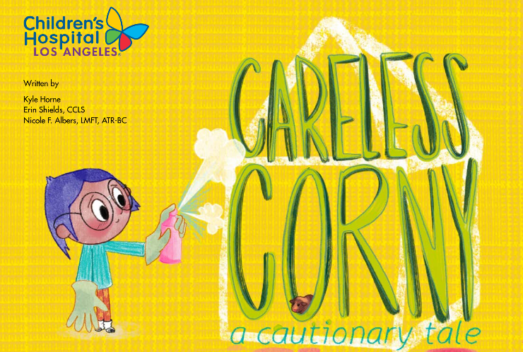 Careless Corny: A Cautionary Tale