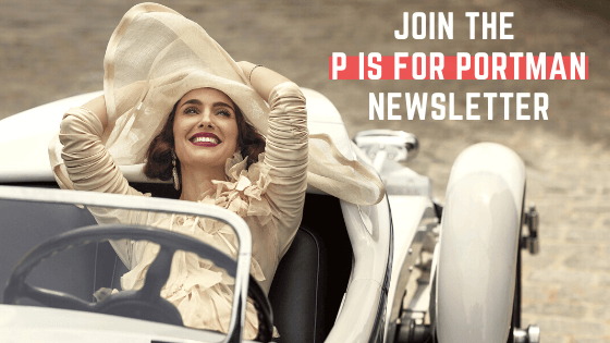 Sign up for our new Natalie Portman newsletter